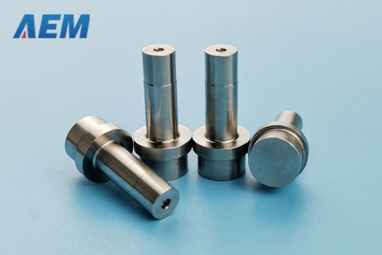 Titanium Front Shaft Video (Customized Product)